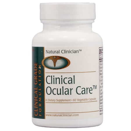 Clinical Ocular Care (60 vegetable capsules)